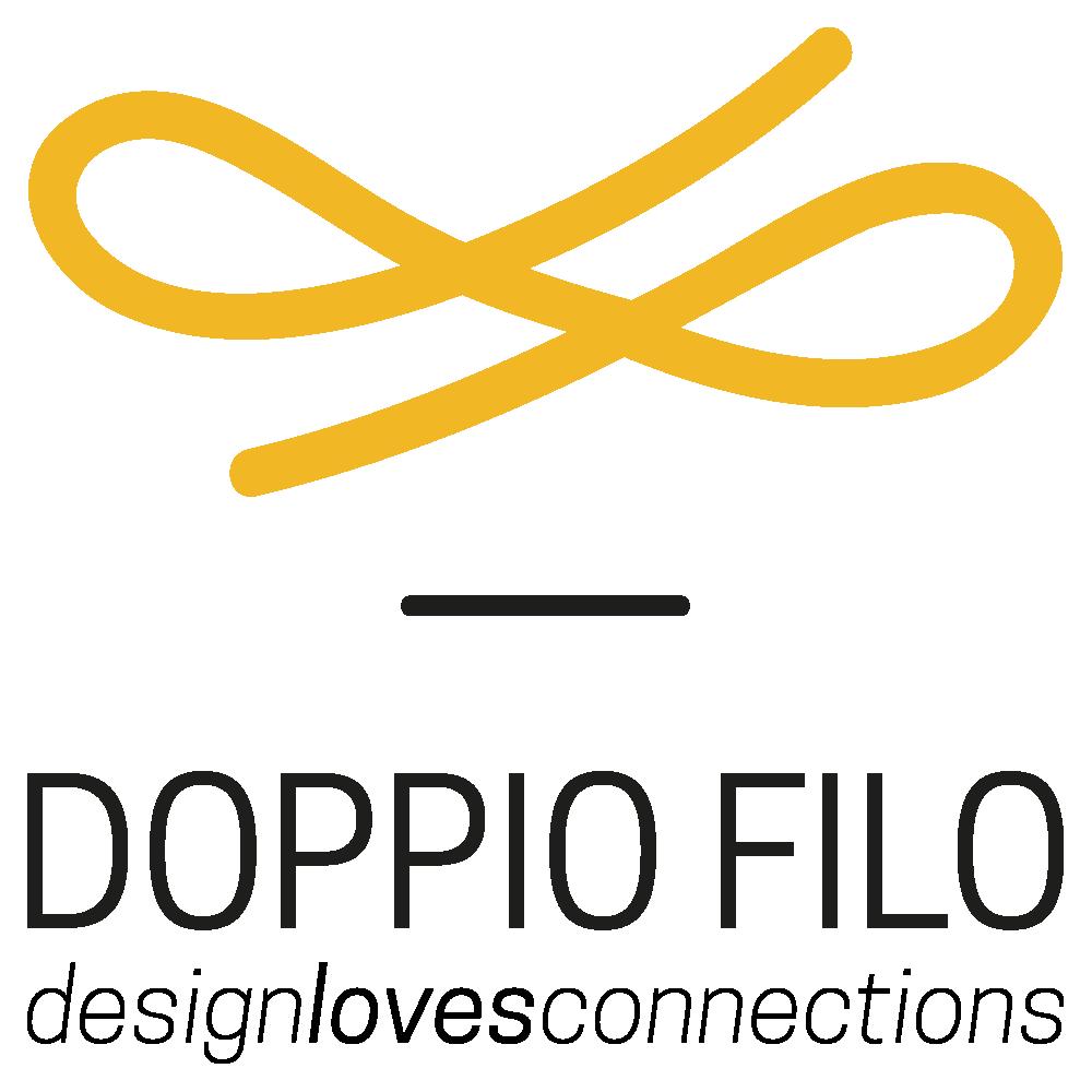 logo doppiofilo homepage sito in costruzione