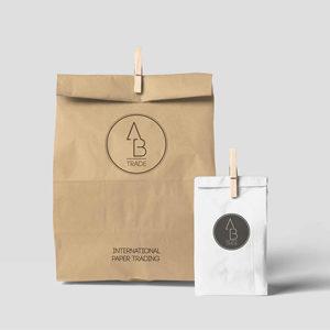studio doppiofilo design educazione immagine coordinata sacchetti personalizzati